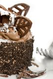 Miniature Chocolate Cake Stock Images