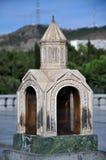 Miniature church. Georgia Stock Photography
