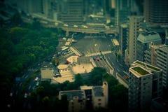 Miniature City Stock Photography