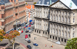 Miniature city Madurodam Royalty Free Stock Photo