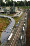 Miniature city Madurodam, The Hague, Netherlands Royalty Free Stock Images