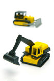 Miniature Construction Toys Stock Photos