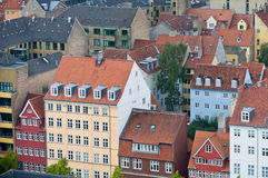 Miniature Copenhagen, Denmark Royalty Free Stock Photography