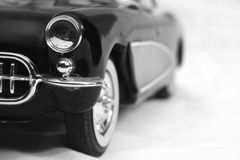 Miniature Corvette Royalty Free Stock Photography