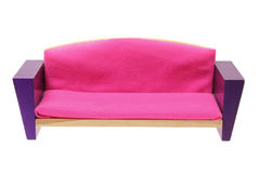 Miniature Couch Royalty Free Stock Photo