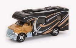 Miniature de camping-car Photos stock
