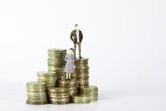 Miniature Figure Stock Images