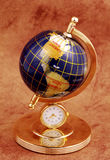 Miniature Globe Royalty Free Stock Photography
