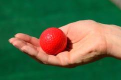 Miniature Golf Stock Photo