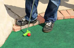 Miniature Golf Stock Images