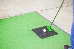 Miniature Golf Stock Photos