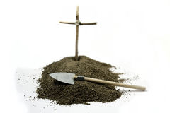 Miniature Grave Stock Images