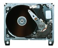 Free Miniature Hard-disk-drive Stock Photography - 3931562