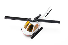 Miniature Helicopter Stock Photography