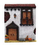 Miniature house Royalty Free Stock Photography