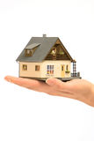 Miniature house Stock Photography