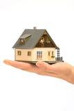 Miniature house Stock Photography
