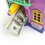 Miniature house Royalty Free Stock Photos