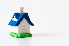 Miniature house Stock Photos