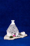 Miniature house Royalty Free Stock Photo