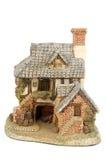 Miniature house isolated Royalty Free Stock Photo