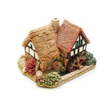 Miniature house model stock photography
