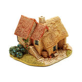 Miniature house model Royalty Free Stock Photos