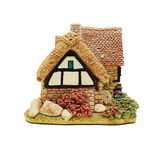 Miniature house model Stock Image