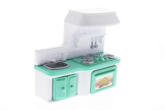 Miniature Kitchen Stock Images