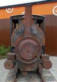 A miniature locomotive at whitehorse Royalty Free Stock Photo