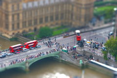 Miniature of London Royalty Free Stock Images
