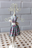 Miniature mannequin Royalty Free Stock Images