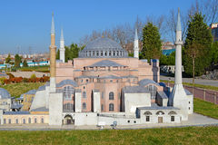 Miniature Mosque Royalty Free Stock Photos