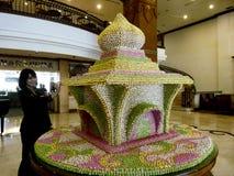 Miniature mosque Stock Photo