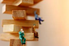 miniature business stock photos