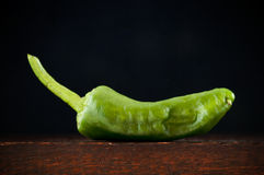 Miniature pepper Royalty Free Stock Image