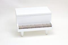 Miniature piano Royalty Free Stock Photos