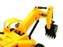 Miniature powerful shovel-loader Stock Images