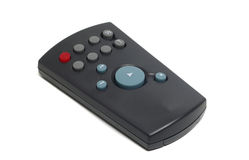 Miniature remote controls Royalty Free Stock Images