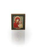 Miniature russian icon Stock Images