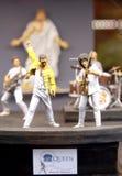 Miniature scene - Queen Royalty Free Stock Image