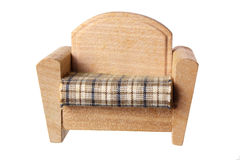 Miniature Sofa Royalty Free Stock Images