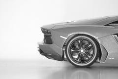 Miniature Sport Car Royalty Free Stock Photography