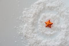 Miniature star Royalty Free Stock Image