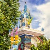 Miniature thai spirit house Stock Photography