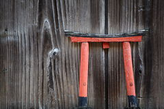 Miniature Torii Gate Stock Images