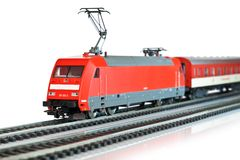 Free Miniature Train Stock Images - 15150934
