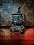 Mini stove royalty free stock photo