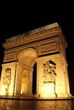 Miniature Triumphal Arch Stock Photos