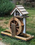 Miniature water wheel Stock Photos
